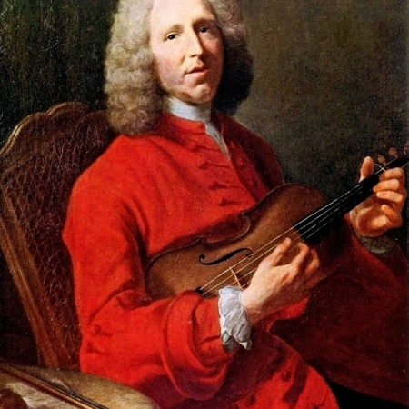 Cuadro de Jean Philippe Rameau